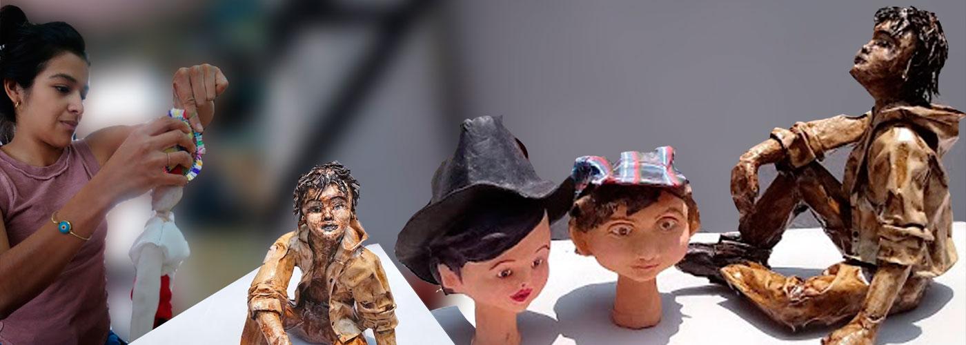 Curso de Títeres y Marionetas, impartidos por el Artista Roberto Jiménez
