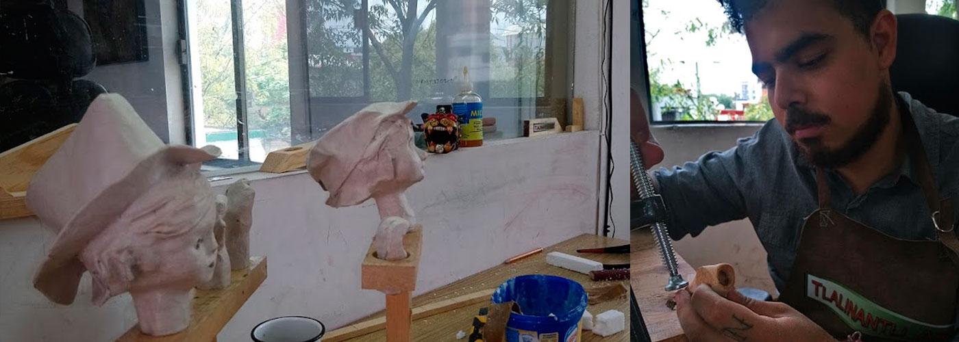 Cursos y Talleres impartidos en ART tlalinantli