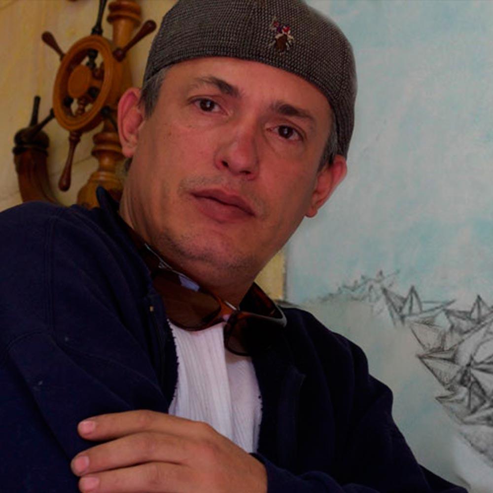 Artista Plástico Roberto Jiménez Hidalgo