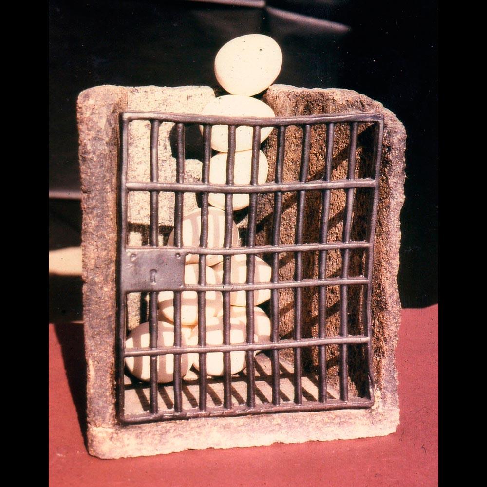 Cerámica, Claustro 2 de la Expo Eterno Espacio del Artista Plástico Roberto Jiménez Hidalgo