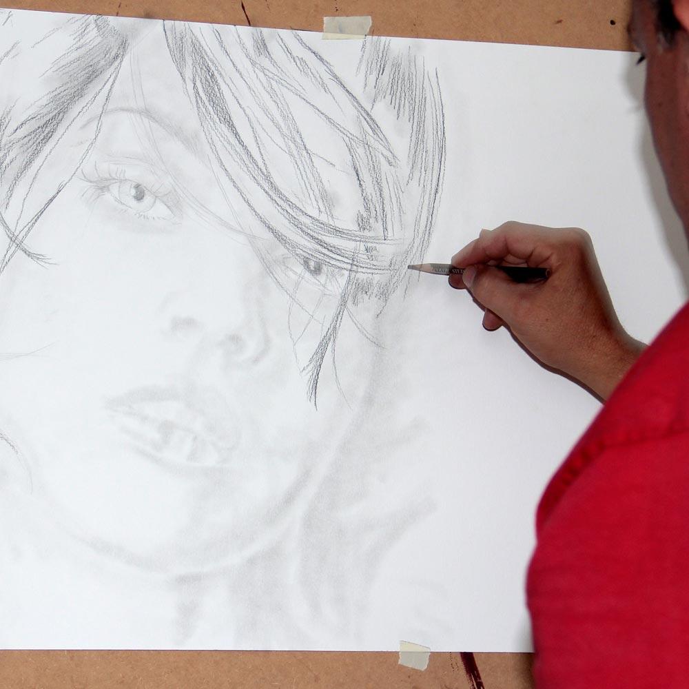 Curso Dibujo a lápiz 1