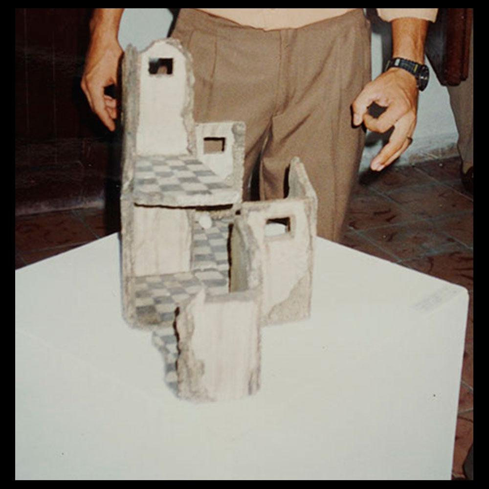Expo Cerámica Alto Contraste del Artista Plástico Roberto Jiménez Hidalgo