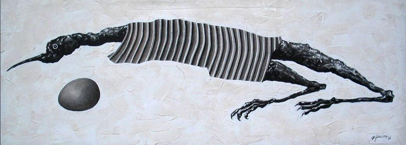 "Obra ""La Pose que Inspira"" técnica carboncillo sobre tela del Artista Plástico Roberto Jiménez Hidalgo"