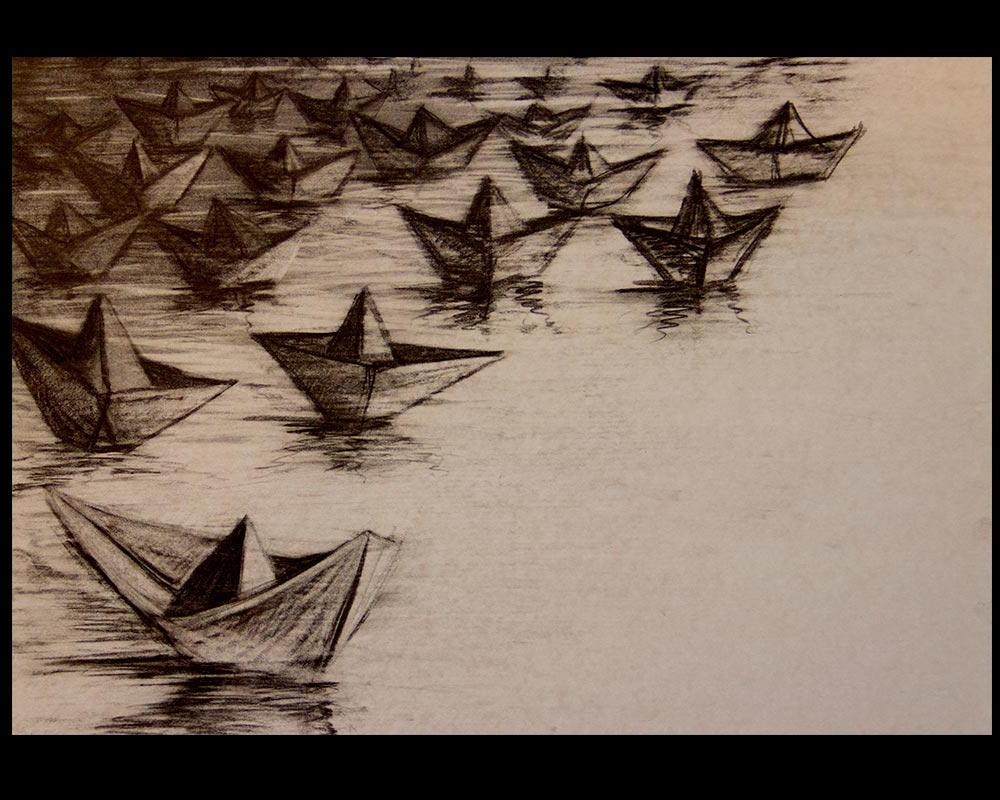 Obra, Regata del Artista Roberto Jiménez Hidalgo