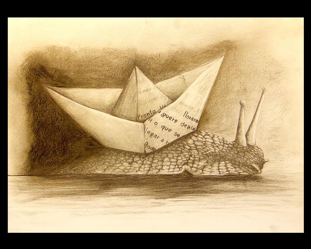 Obra, Pesadilla Kafkiana del Artista Roberto Jiménez Hidalgo